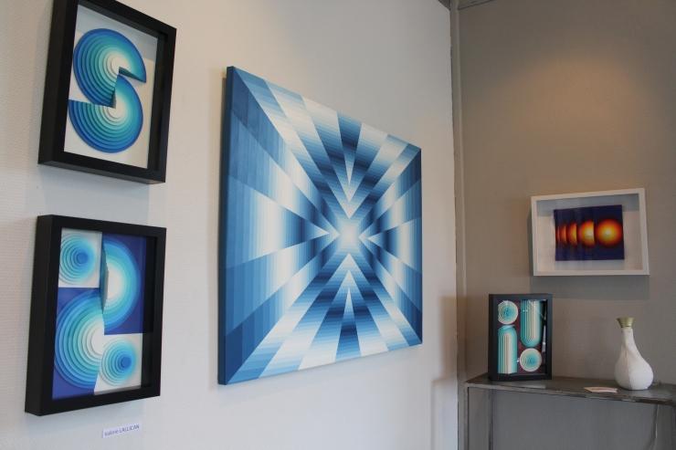 Expositon Galerie Le 56