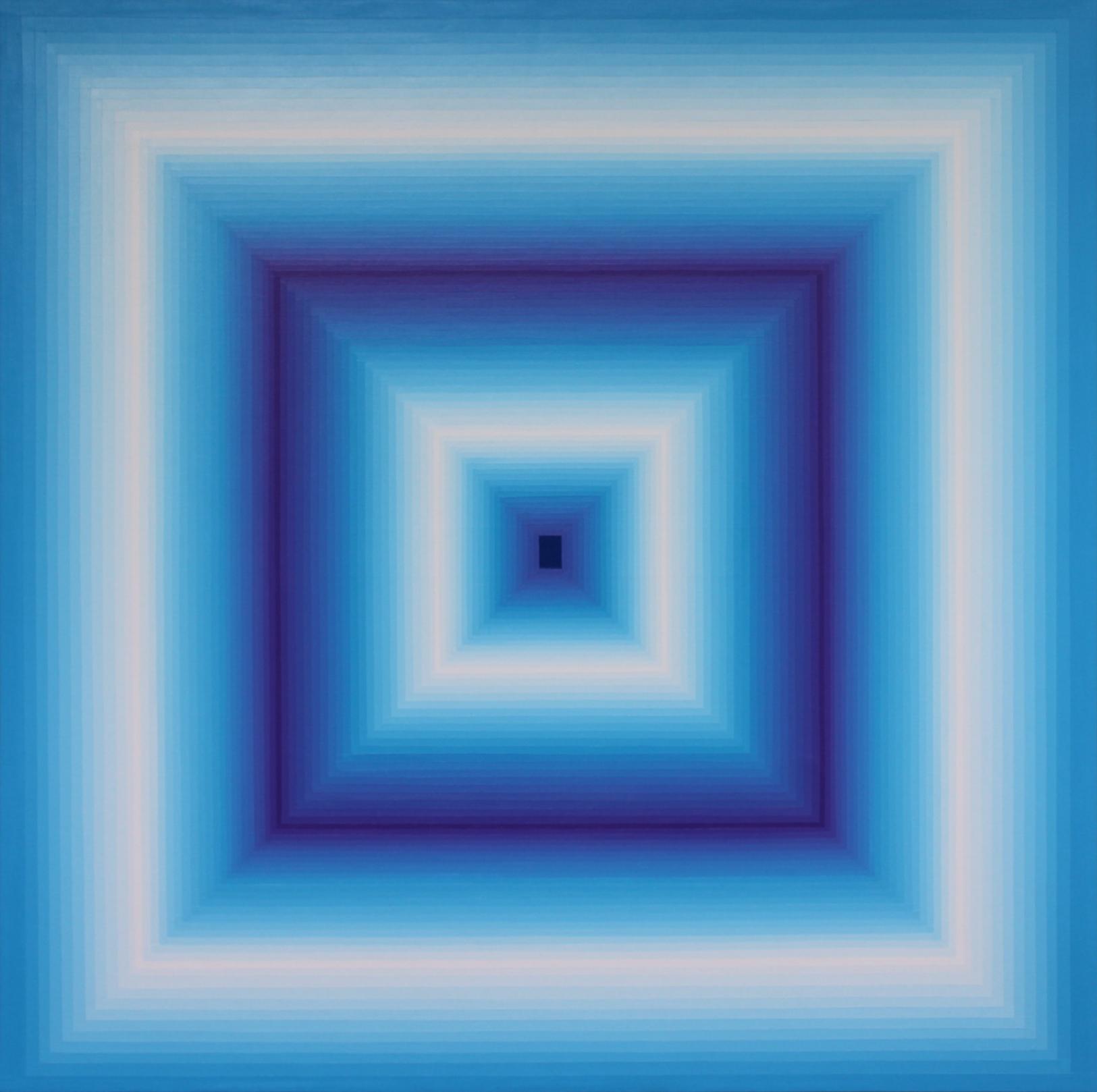 CL I - Acrylique sur toile 100X100 cm