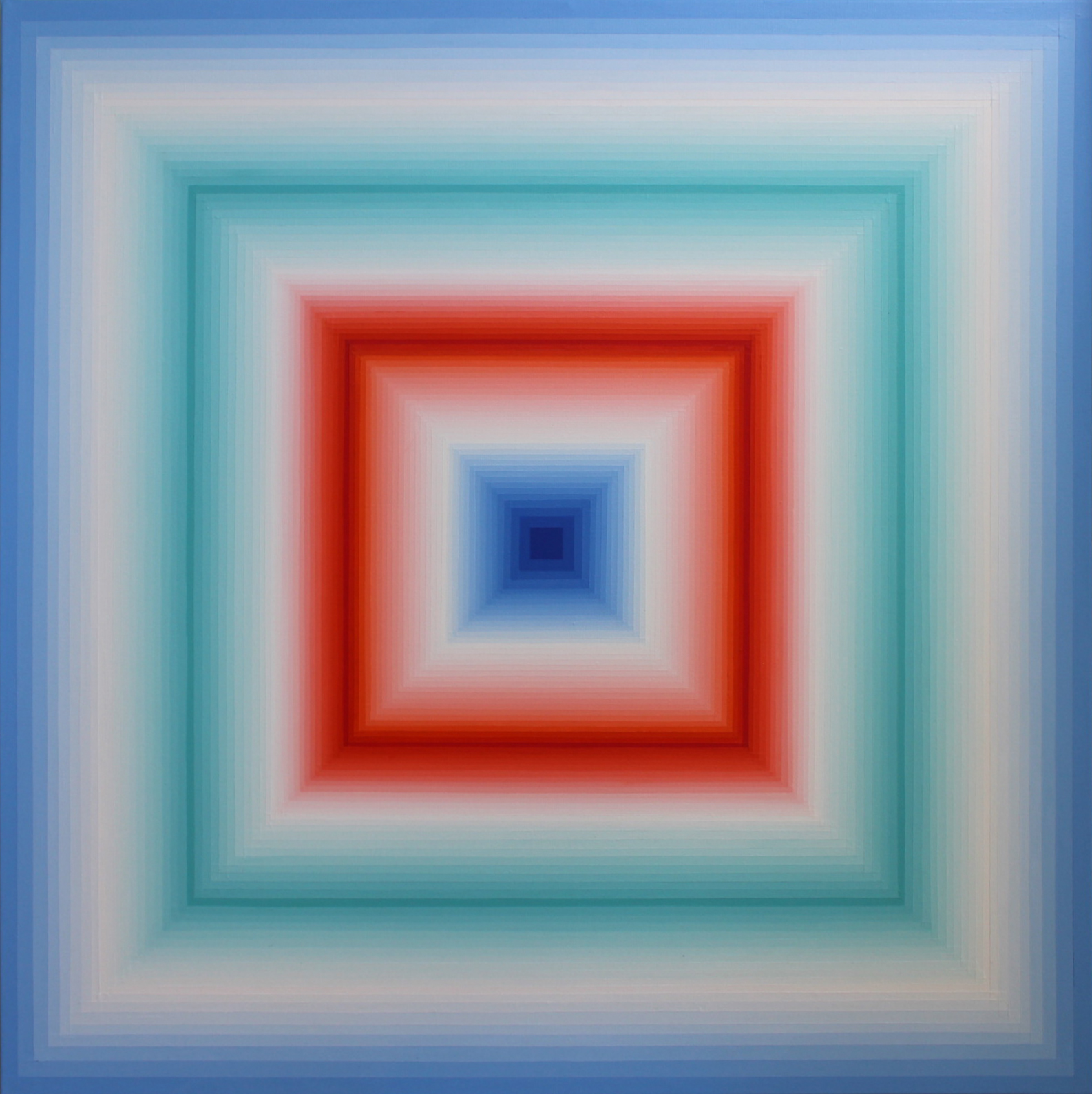 CL II - Acrylique sur toile 100X100 cm