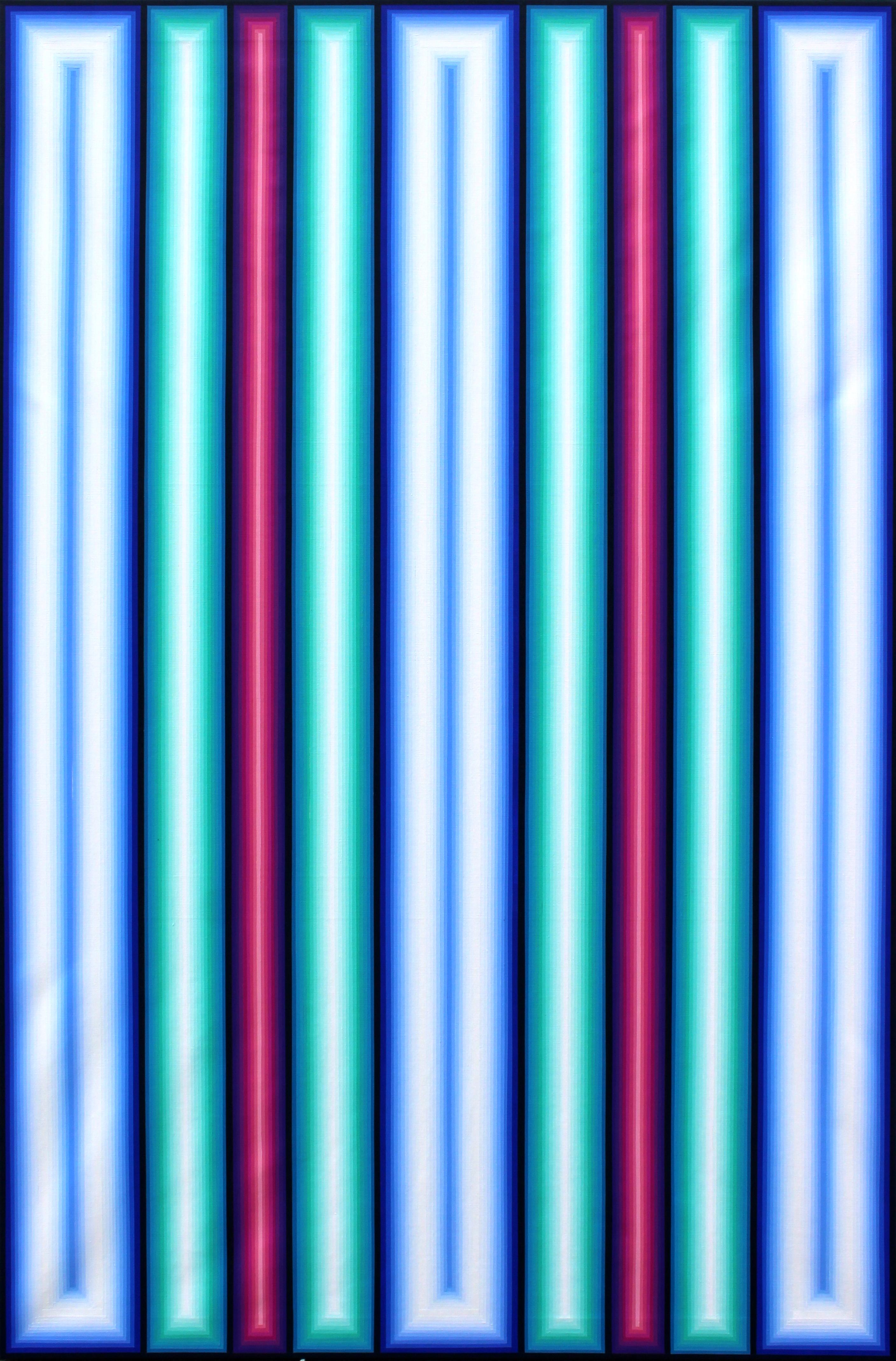 Sans Titre - Acrylique sur toile 130X195 cm